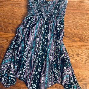 Billabong Handkerchief Dress Size L